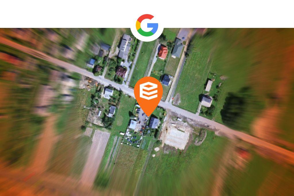 dodawanie firmy do google maps