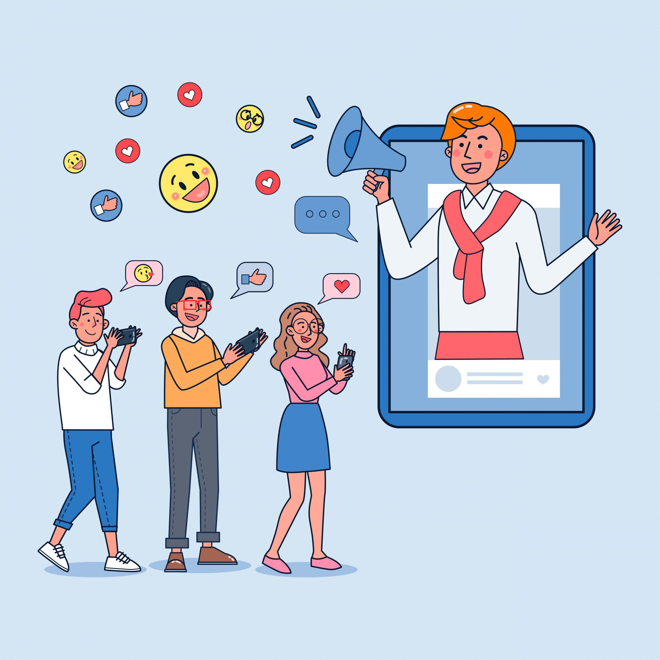 Marketing wirusowy na LinkedIn